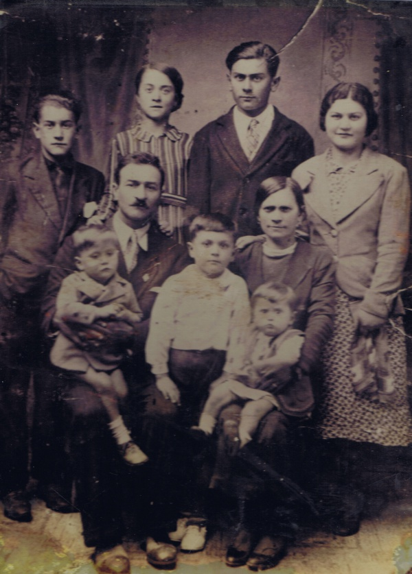 An old family photo